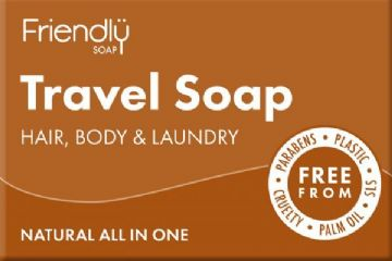 Travel Bar  (Hair, Body & Laundry)